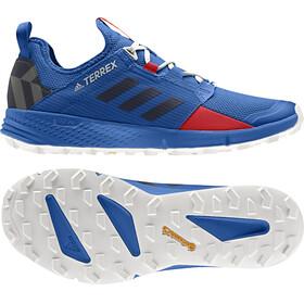 adidas TERREX Agravic Speed+ - Zapatillas running Hombre - azul